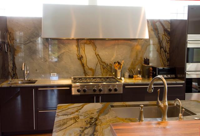 Converse Heights Kitchen contemporary-kitchen