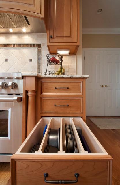Conway Kitchen 12 traditional-kitchen