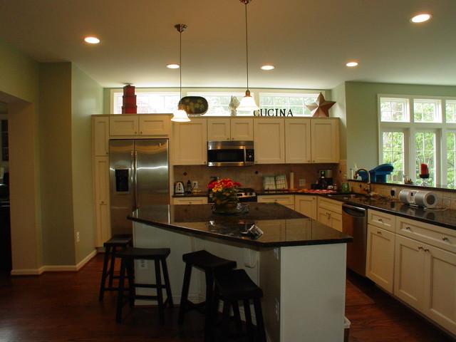 Cook Bros. of Arlington, Va. - Kitchens traditional-kitchen