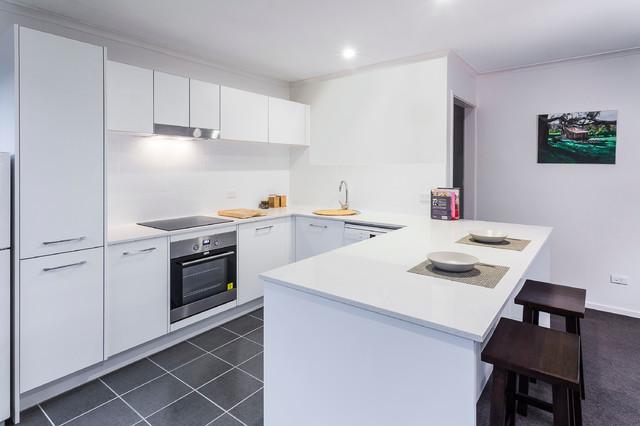 Cook Kitchen Contemporary Kitchen Canberra Queanbeyan By Bella Vie Interiors