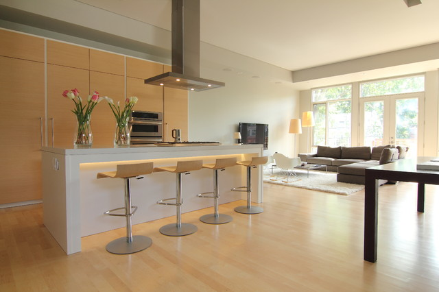 Cool Charm modern-kitchen