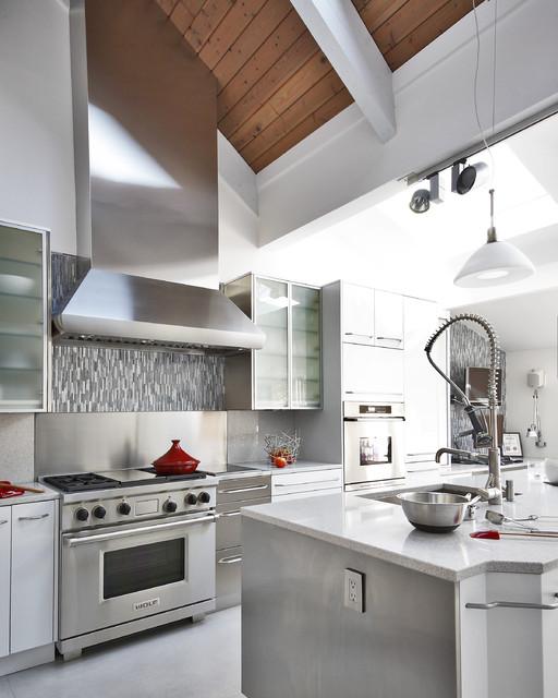 Cool contemporary contemporary-kitchen