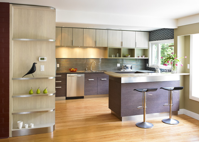 Cool Dude - Kitchen - Modern - Kitchen - Vancouver - By The Sky Is