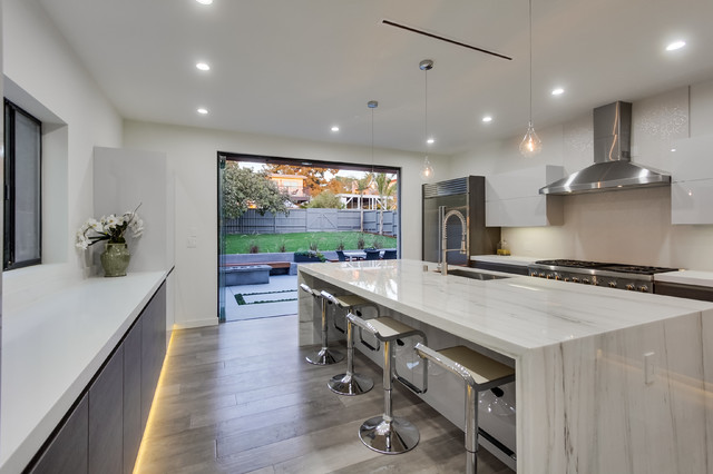 Cool Modern Kitchen In Los Angeles Ca Modern Kitchen