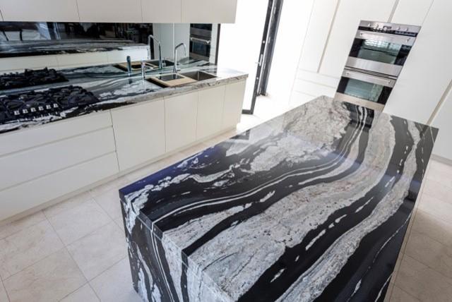 Copacabana Granite Kitchen Modern Kitchen Sydney