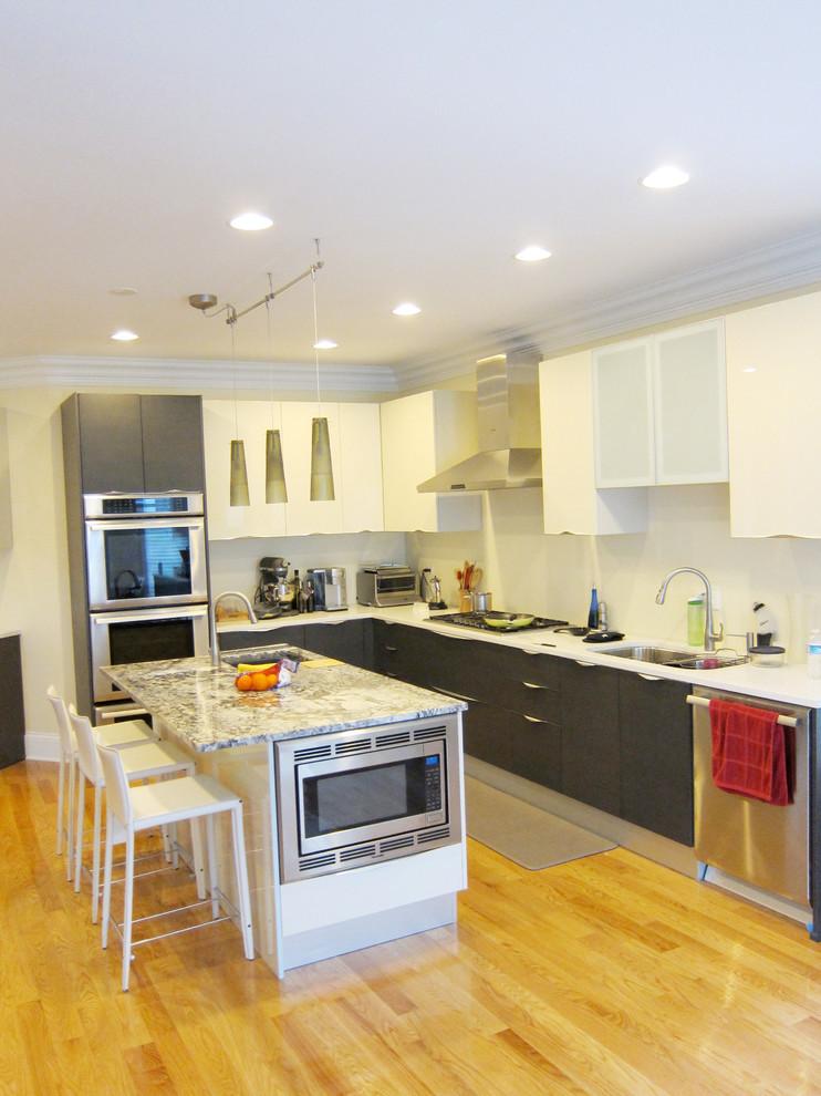 Copat Italian Cabinetry Modern Kitchen Chicago By Prestige Designs