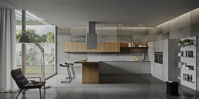 Copatlife 3 1 Modern Italian Kitchens Modern Kitchen New York