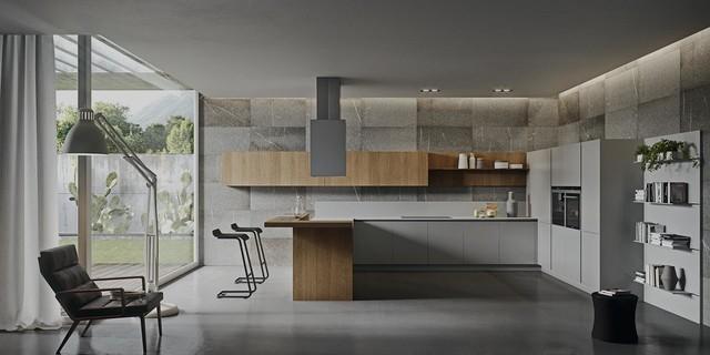 Copatlife 3 1 modern italian kitchens moderno cocina nueva york de exclusive home interiors - Copat life cucine ...