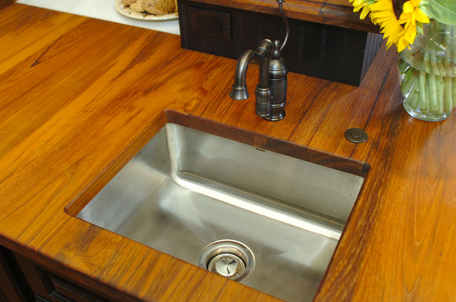 Island prep sink traditional kitchen dallas by - Authentic concepts kitchen bath design ...