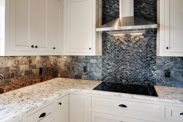 Copper Creek Vacant Staging traditional-kitchen