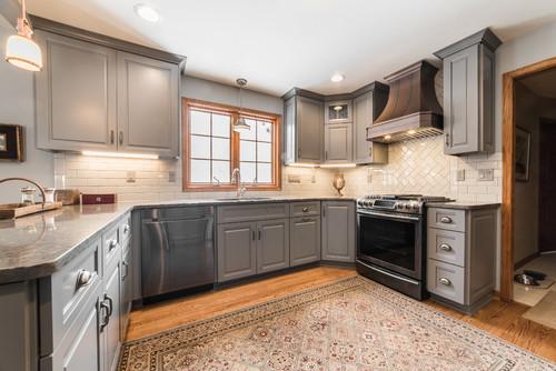 2019 kitchen remodel in north aurora