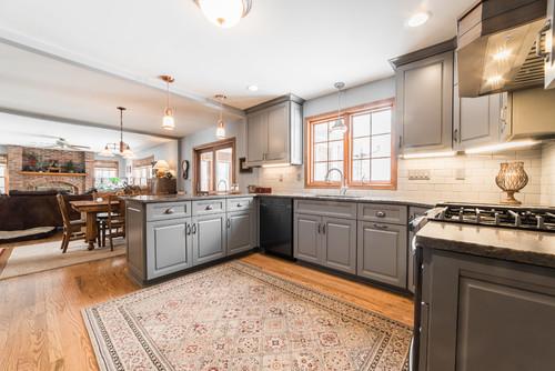kitchen remodel in north aurora