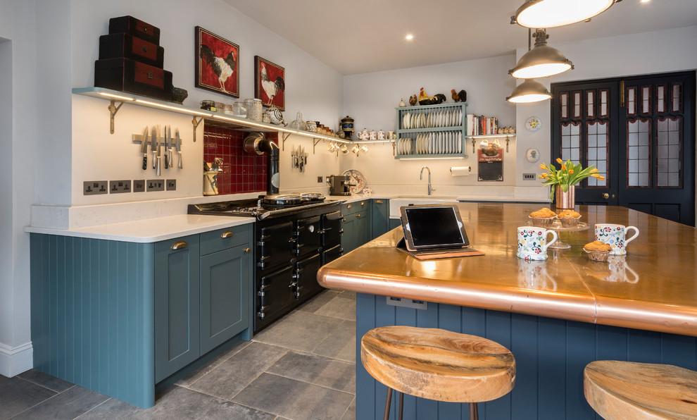 Copper Shaker by Treyone Kitchens