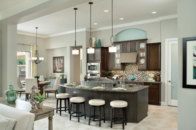 Kitchen Contemporary Idea In Tampa