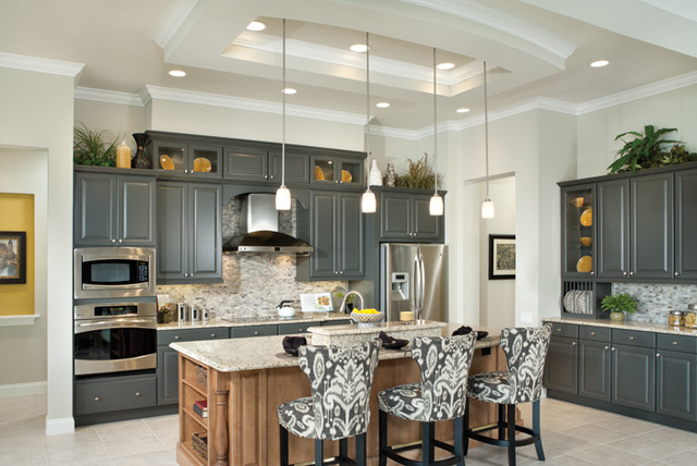 Coquina 1177 Eclectic Kitchen Tampa By Arthur