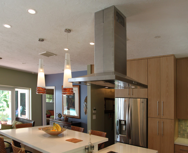 Coral Gables, FL  Contemporary  Kitchen  Other  by Sharett