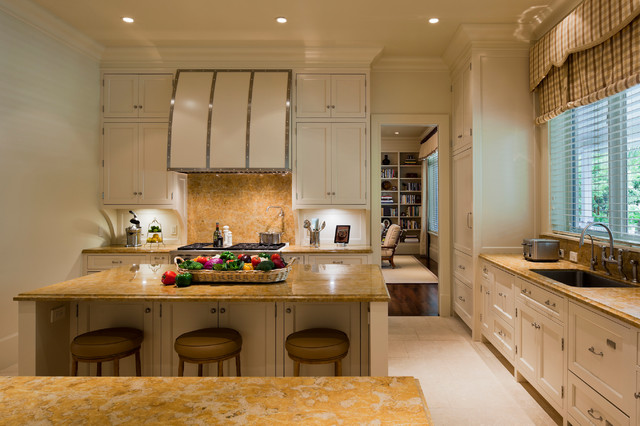 Coral Gables, Florida Home  Traditional  Kitchen  miami  by Eva