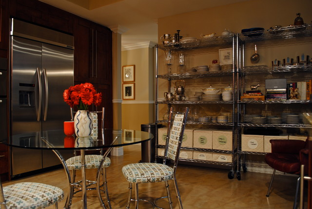 Coral Gables Residence  Contemporary  Kitchen  miami  by Jorge