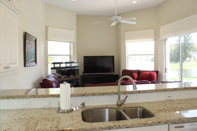 Coral Springs Country Club of Coral Springs kitchen