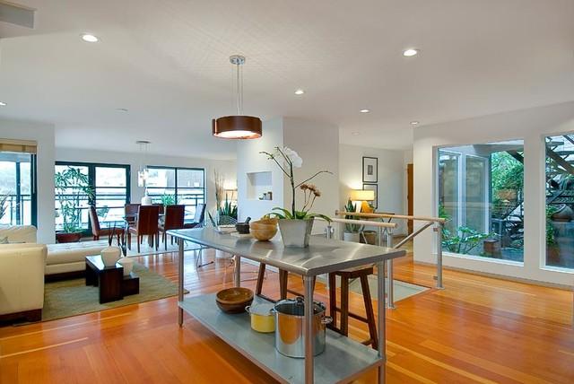 Corbett Street Condos modern-kitchen