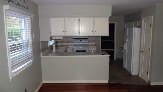 Corcoran's Kitchen Revival contemporary-kitchen