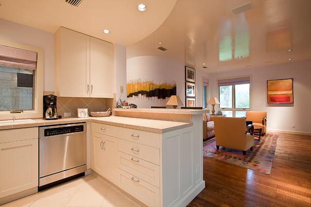 Cord Shiflet Lake Austin Estate traditional-kitchen