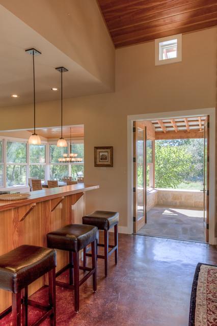Cordiellera Ranch contemporary-kitchen