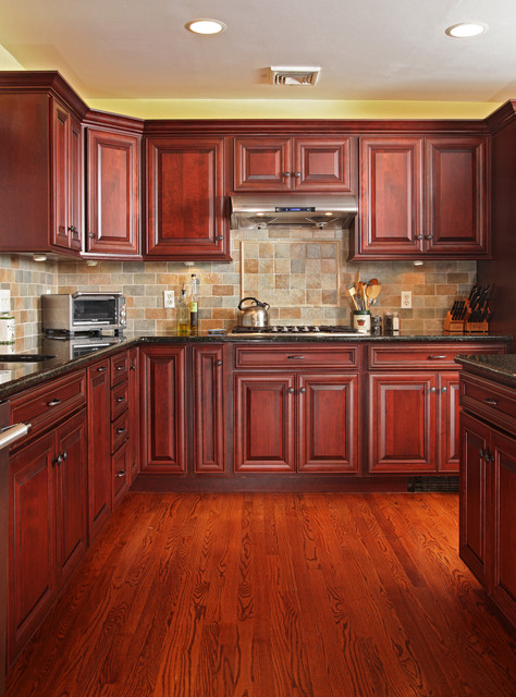 blue kitchen cherry cabinets picture ideas with modern kitchen cabinet