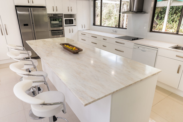 Corian kitchen contemporary kitchen adelaide by for Sa company kitchen