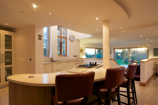 Cork 4 Contemporary Kitchen Other By J E Keating Associates