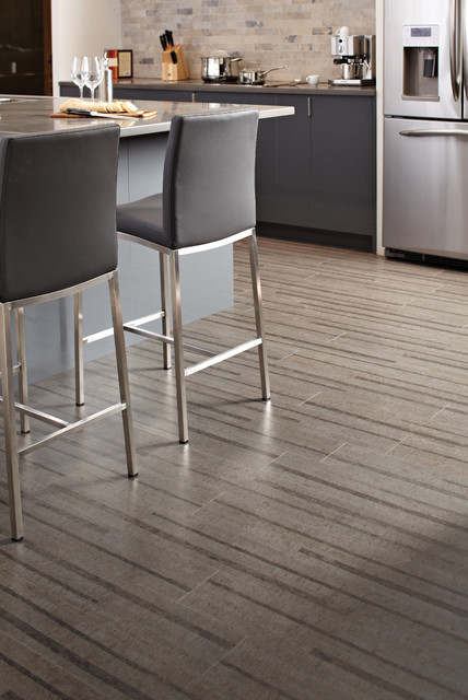 Medium image of cork flooring modern kitchen