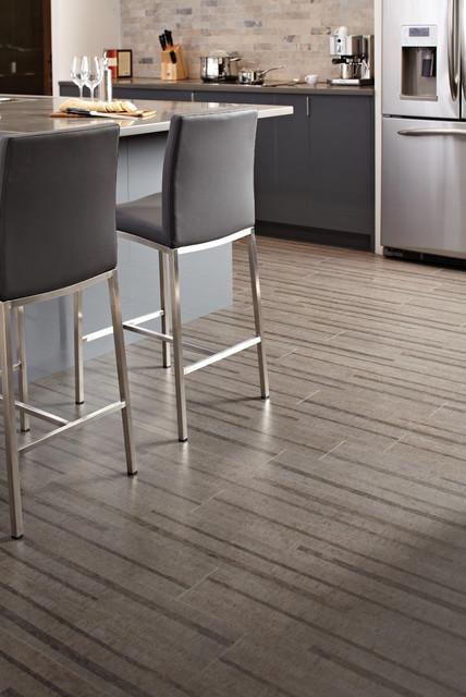 Cork Flooring Modern Kitchen Toronto By Floorsfirst Canada
