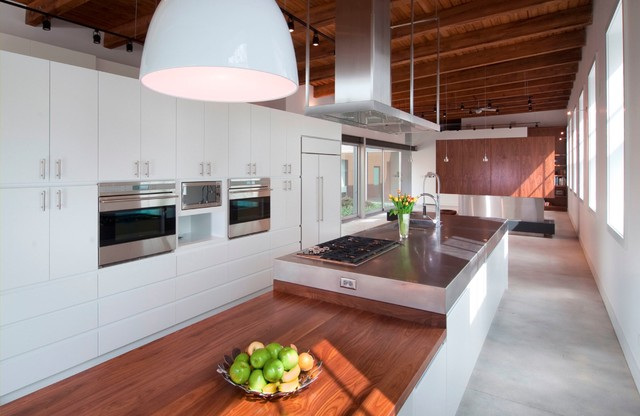 Cornelia Loft - Modern - Kitchen - Other - by Wilkinson Design ...