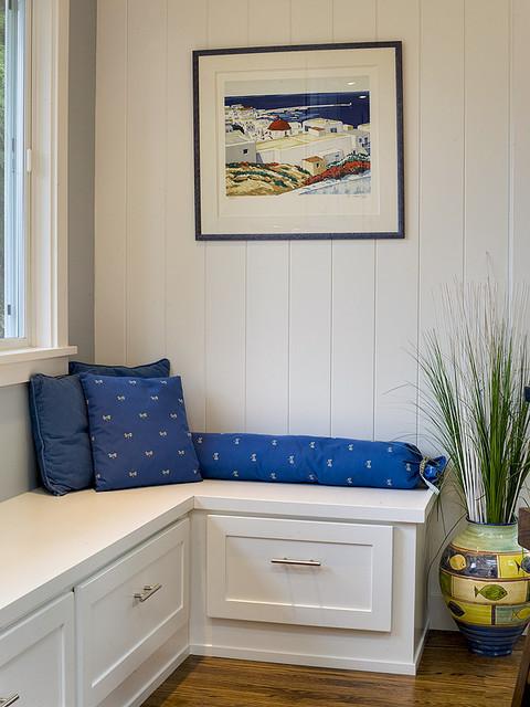 corner bench kitchen storage kitchen