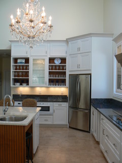 Corner Refrigerator - Traditional - Kitchen - Other - by ...