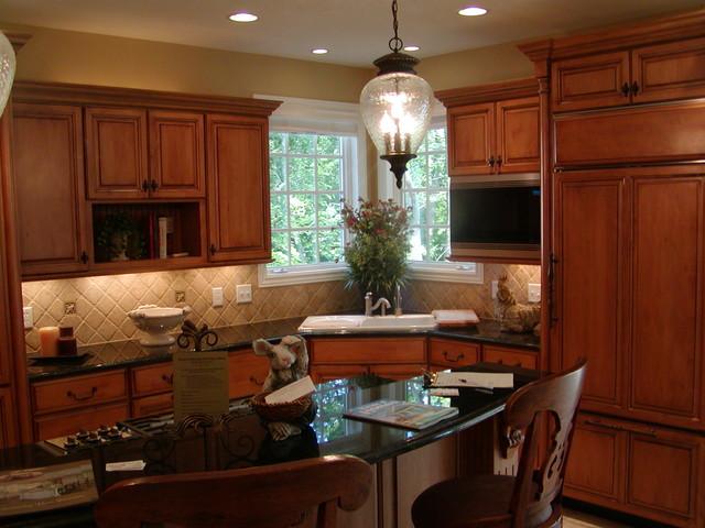 Corner Sink Kitchen Grand Rapids By Image Design LLC