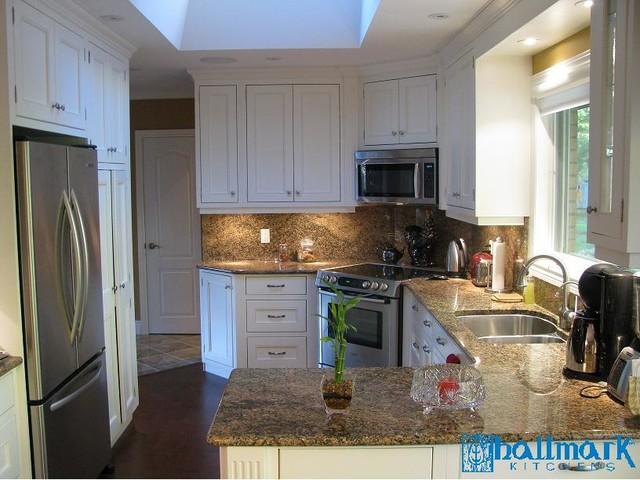 Corner Sink In Kitchen Idea
