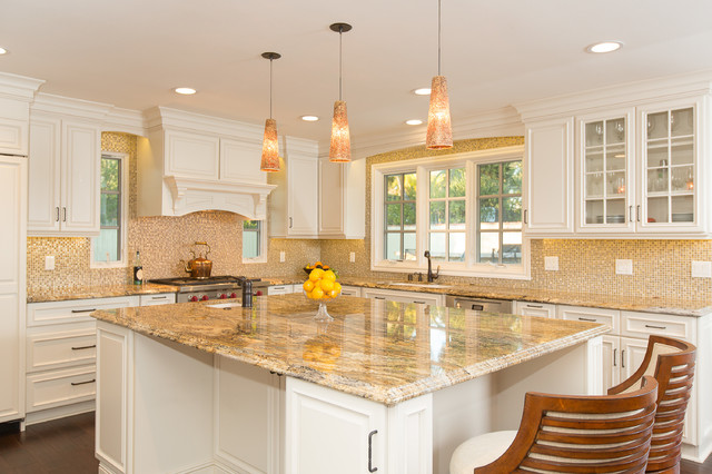 Corona del Mar Home Remodel transitional-kitchen