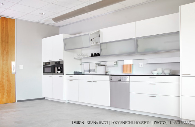 Corporate kitchen contemporary kitchen other by for Houzz corporate office