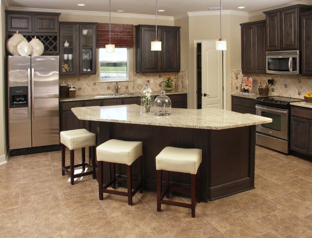 Corpus Christi Waterfront Vacation Home contemporary-kitchen