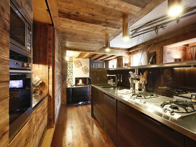 Cortina meleres - Cucine di montagna ...