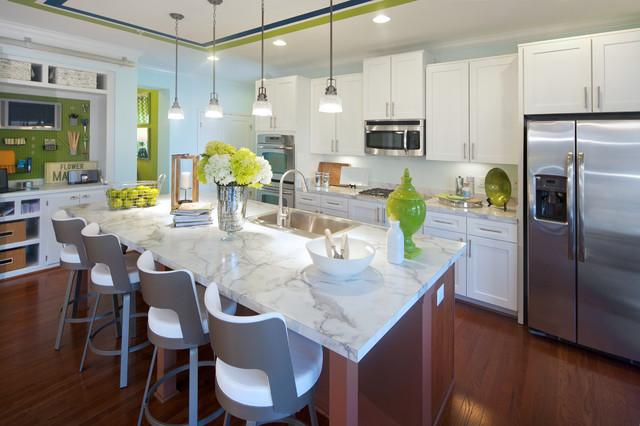 Cortland Contemporary Kitchen
