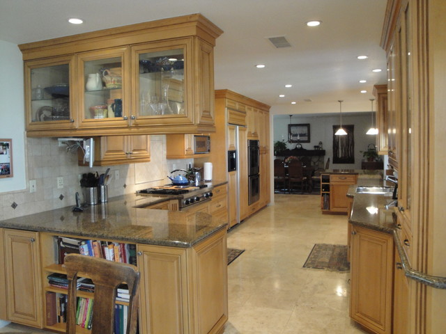 Costa Mesa Cooks Dream Kitchen Traditional Kitchen Other By Lifestyle Kitchens By The