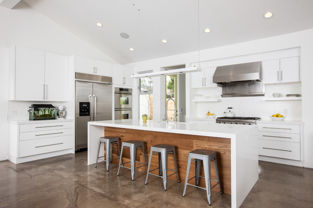 wood floor kitchens costa mesa farmhouse contemporary remodel contemporary 1131