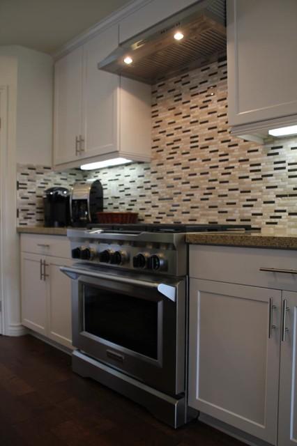 Costa Mesa Makeover Traditional Kitchen Orange County By Amk Studio