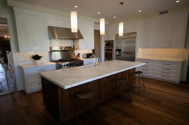 Costa Mesa Street Custom Contemporary Kitchen Orange County By Christiano Homes Inc