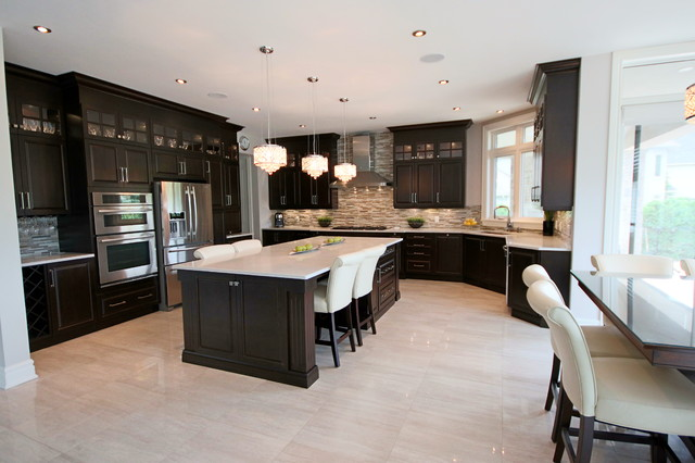 Costanzo Home - Classique Chic - Cuisine - Ottawa - par MR Kitchens