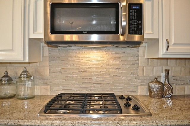 Contemporary Traditional Kitchen cottage contemporary - traditional - kitchen - oklahoma city -