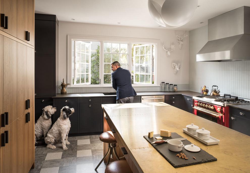 Cottage Farms - Custom Kitchen Design - Transitional ...