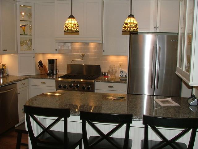 Cottage Kitchen eclectic-kitchen